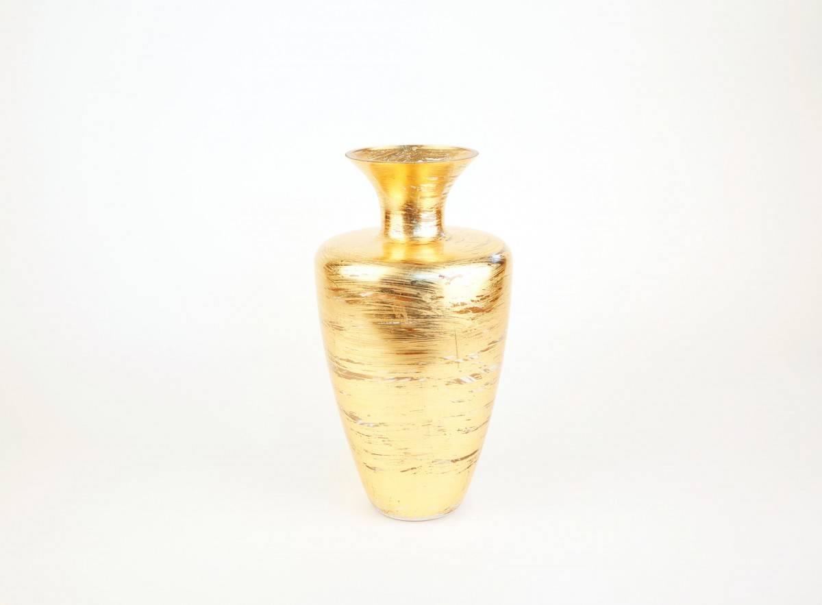 Brushed gold glass vase studio 77 home design brushed gold glass vase reviewsmspy